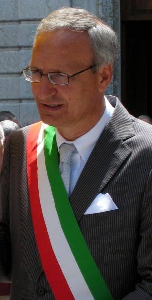 Il presidente della Comunità montana Alto Vastese, Luciano Piluso
