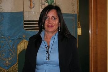 Filomena Calenda, assessore provinciale