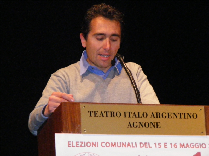 L'assessore al Bilancio, Marco Mendozzi
