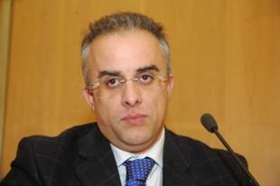 Il presidente dell'Assostampa, l'agnonese Giuseppe Di Pietro