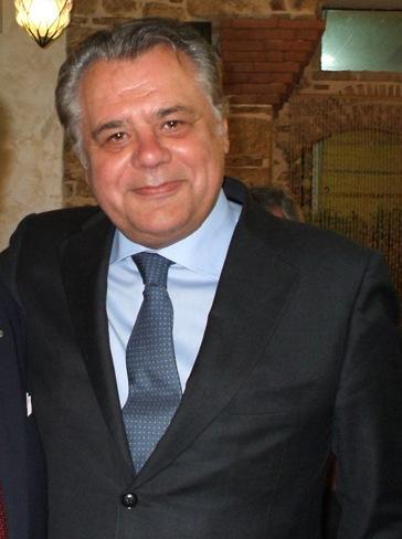Il presidente della Regione Molise, Michele Iorio