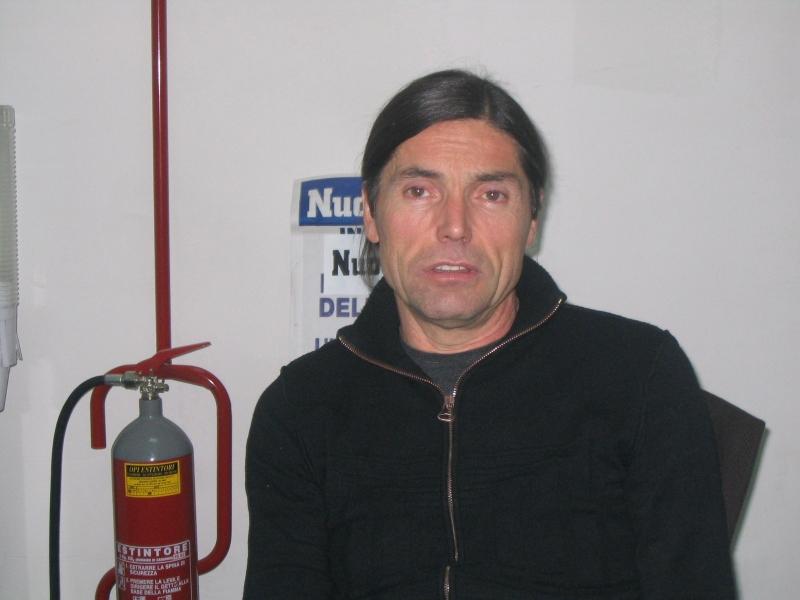 Emilio Izzo della Uilbac Molise