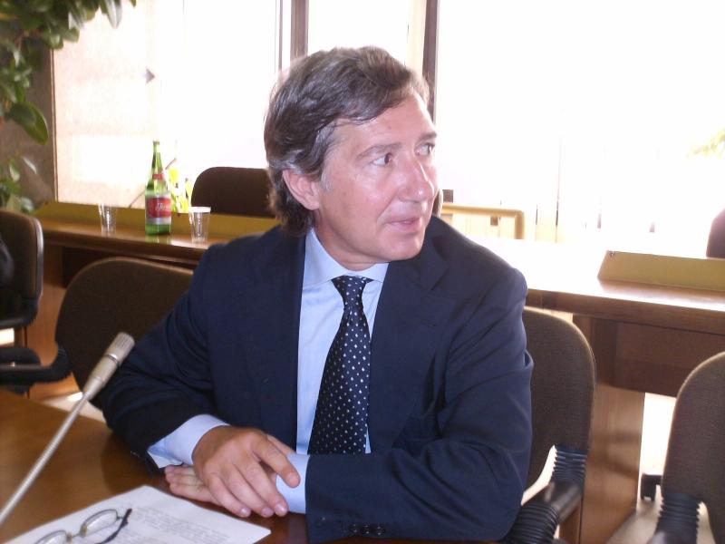Il consigliere regionale Raffele Mauro