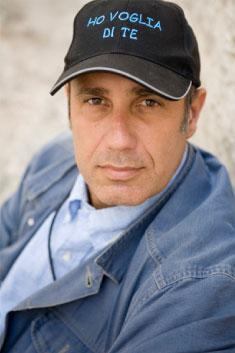 Lo scrittore Federico Moccia