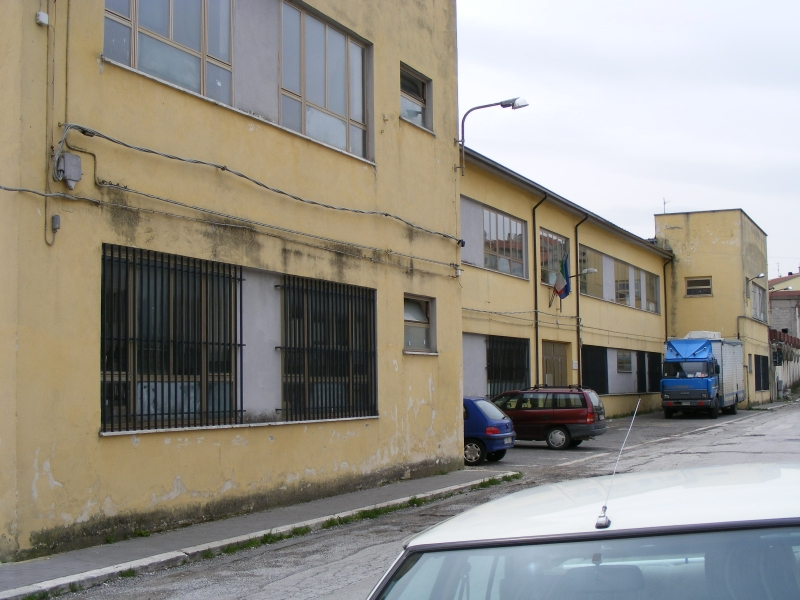 La scuola media di via Pietro Micca