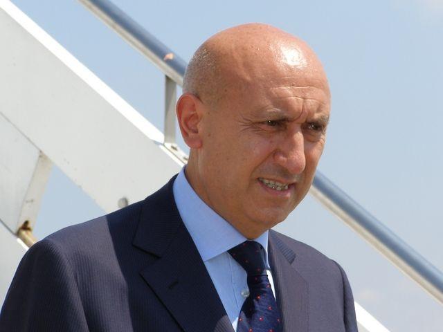 L'ingegnere Sabelli, seguirà la squadra a Rimini