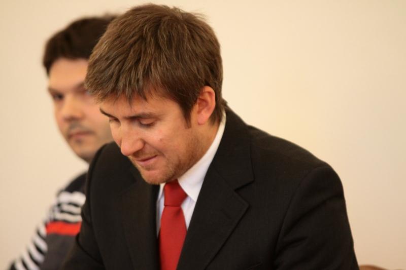 L'assessore, Maurizio Cacciavillani