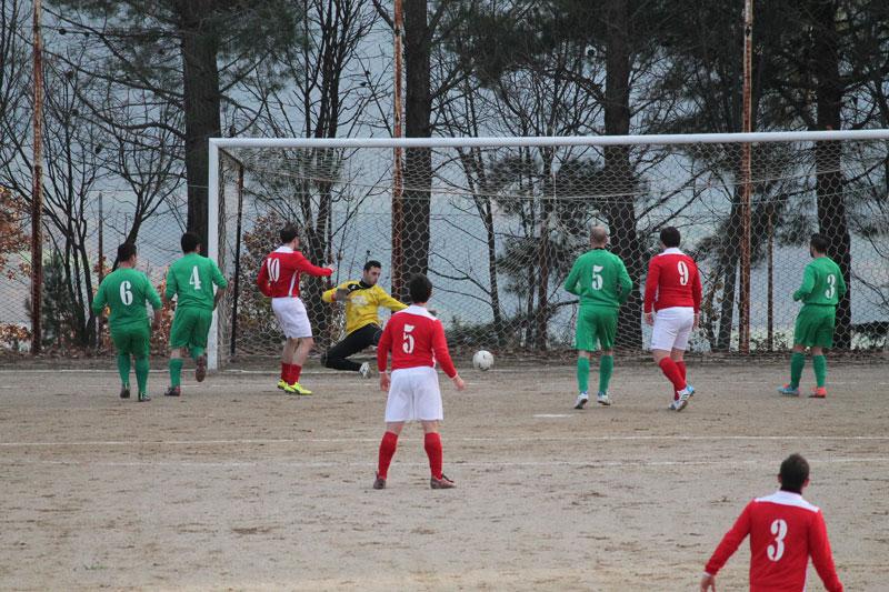 l' 1-0 di Lattanzio