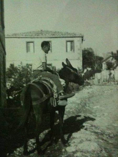 Il mezzo di trasporto degli anni '40