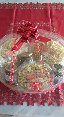 Idea Regalo Per Il Santo Natale Cesto Di Pasta Fresca Di