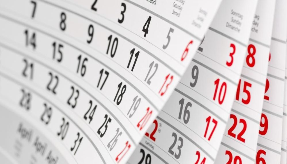Calendario Scolastico Regione Molise.Calendario Scolastico 2017 8 In Molise Si Ritorna A Scuola