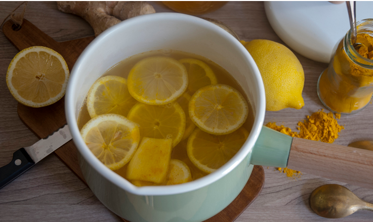 tè al limone e miele per dimagrire