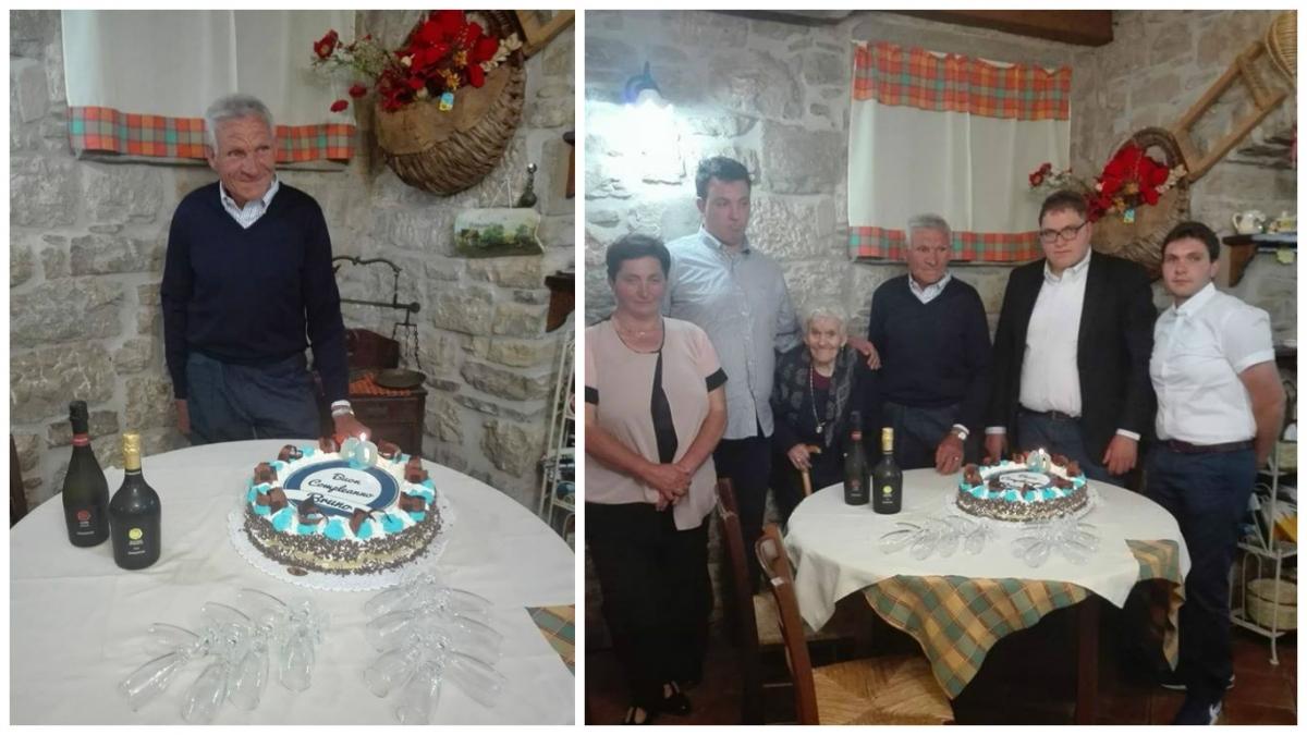 Buon Compleanno A Bruno Di Menna Per I Suoi 60 Anni