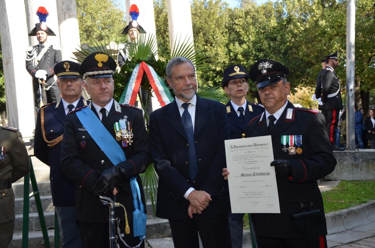 cavaliere ceremony 2017