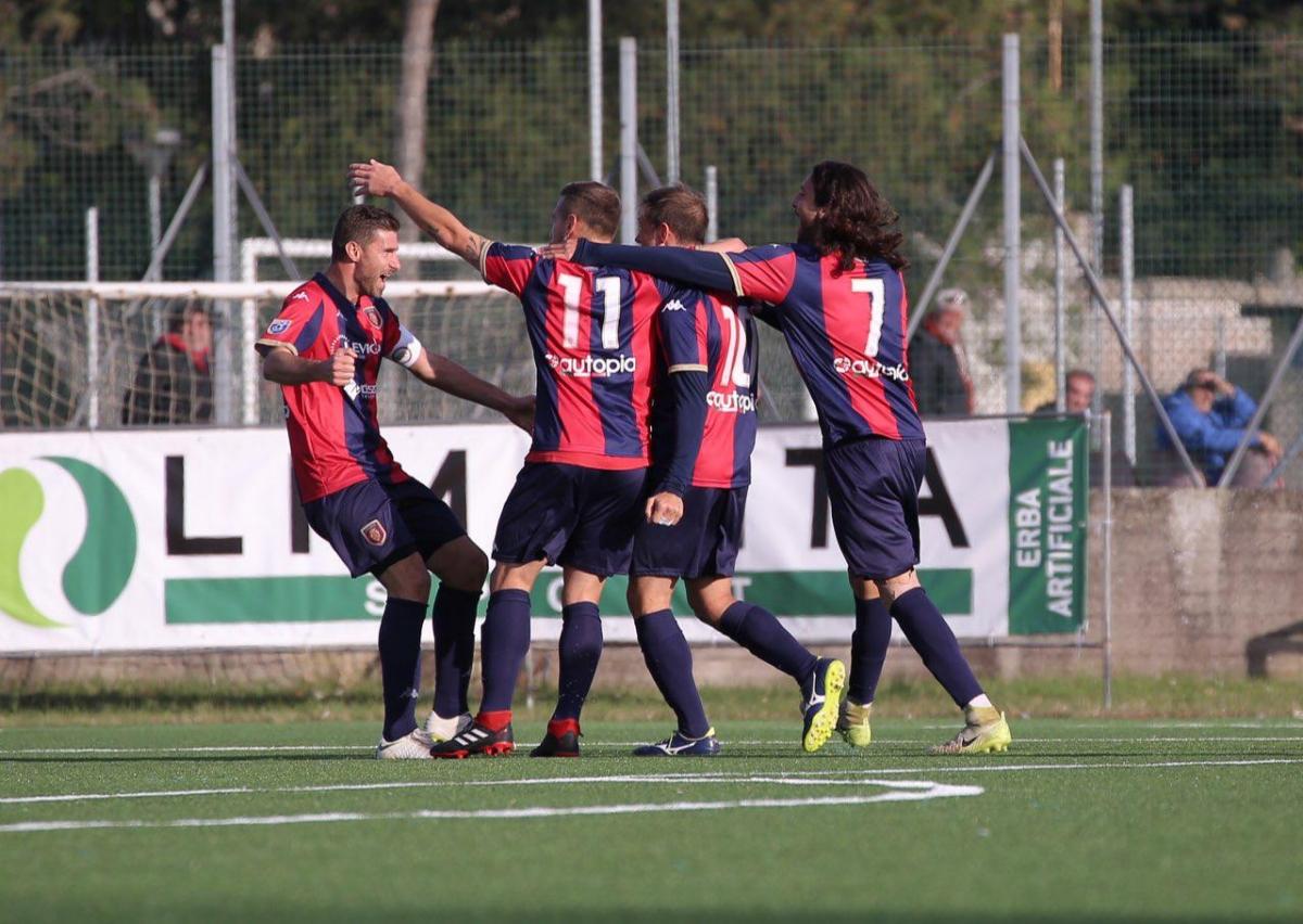 Calcio Serie D Pareggio Amaro Per Il Campobasso Sul Campo Della Penultima Cattolica